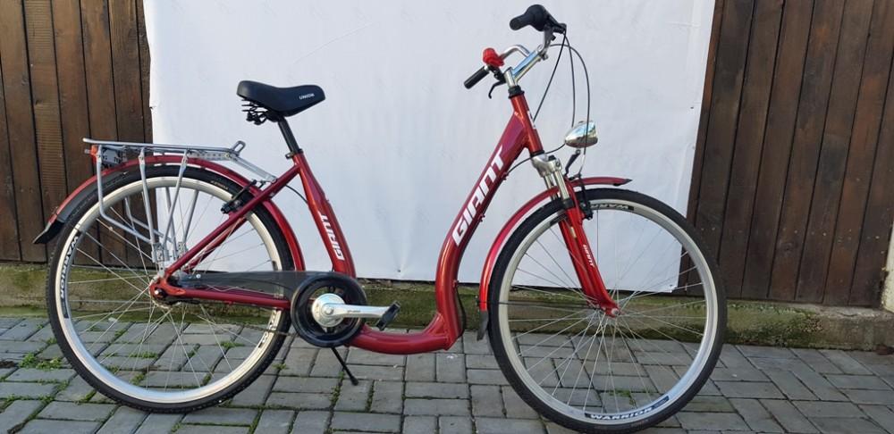 Bicicleta de dama CITY